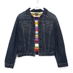 Jackets & Blazers - GAP | Denim cotton jacket with wool sweater lining